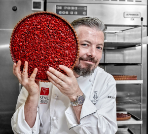 Richard Sève - la tarte à la praline