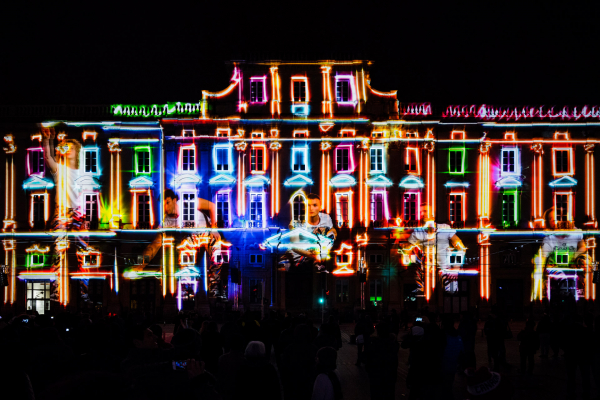 Fête des Lumières - Place des Terreaux ©www.b-rob.com