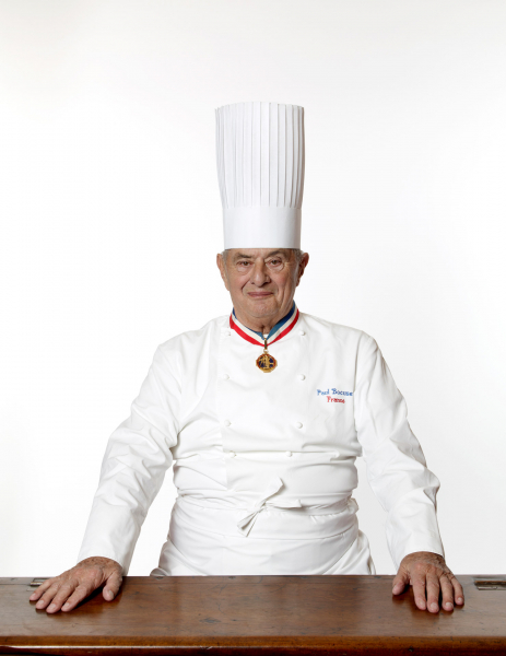 Paul Bocuse © Stéphane de Bourgies